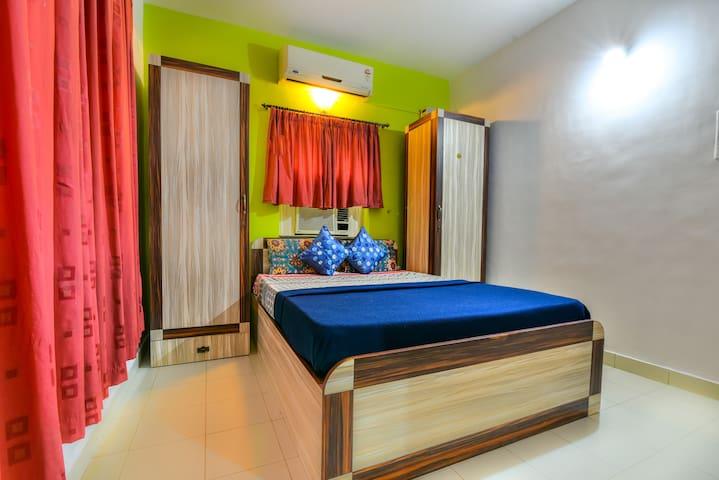 Calangute Den - 1bhk Budget Apartment