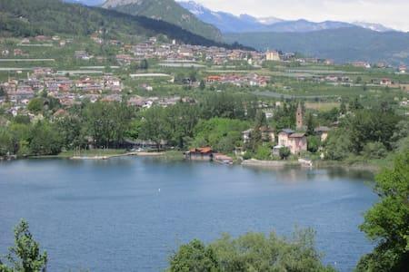 """Appartamento sul lago di Caldonazzo """"Riccio"""" - Pergine Valsugana - Lejlighed"""
