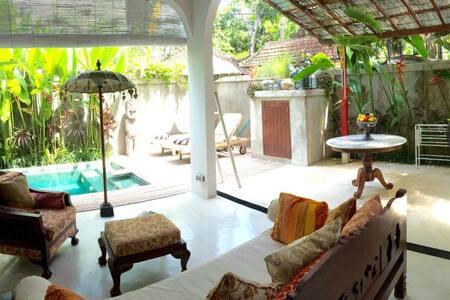 Cozy One Bedroom Villa,Seminyak> - Kuta - Villa
