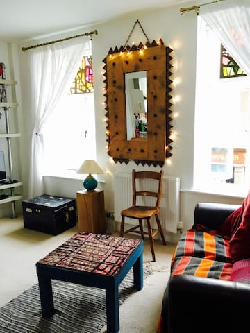 Boho bliss in central Kilkenny - Kilkenny - Apartamento