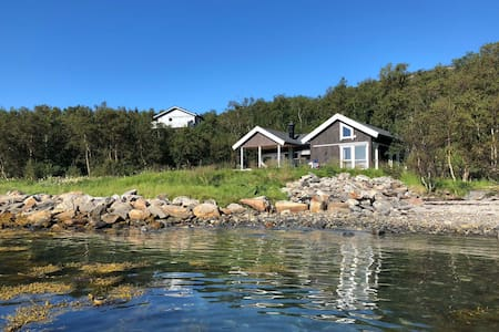 VILLA VANG - beautiful cottage by the sea.