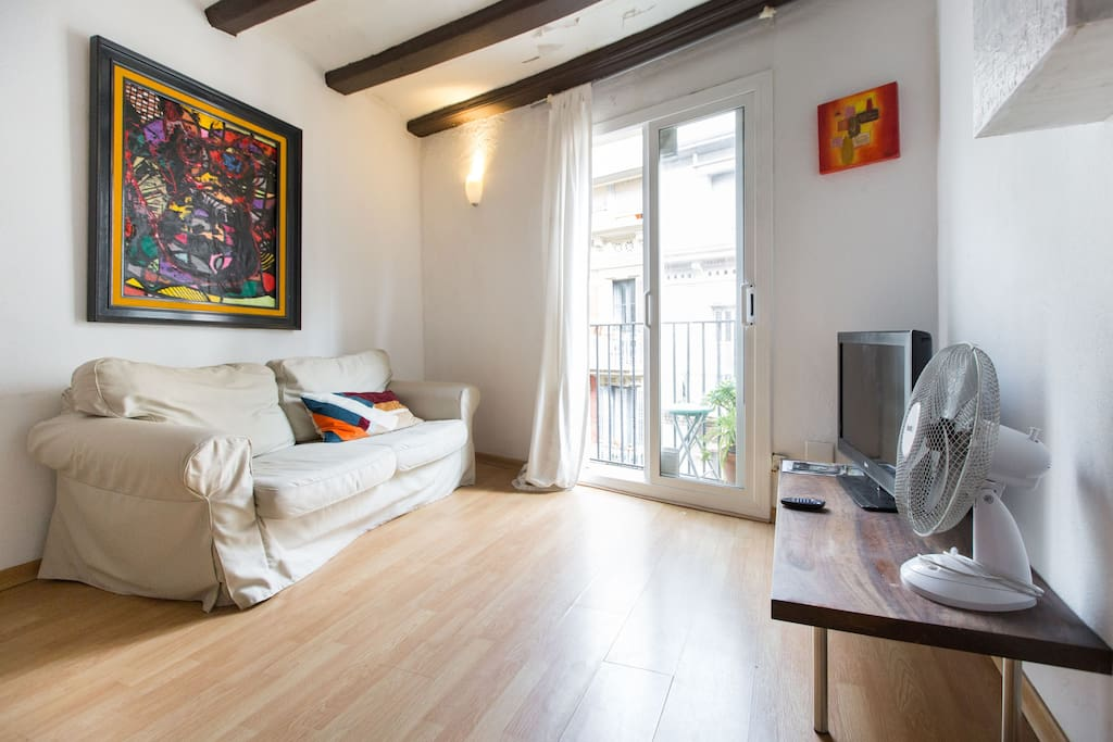 Cozy apartment city center wifi appartamenti in affitto for Hotel e appartamenti barcellona