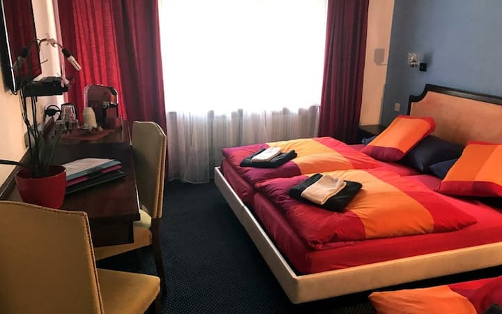 Matterhorn Golf Hotel - Triple Lux