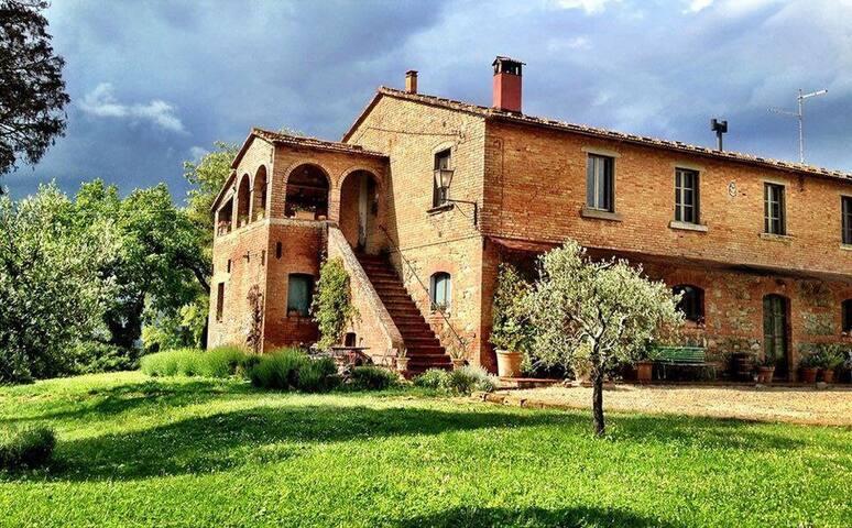 2 bedroom, 2 bathroom apartment - Castiglione del Lago - House