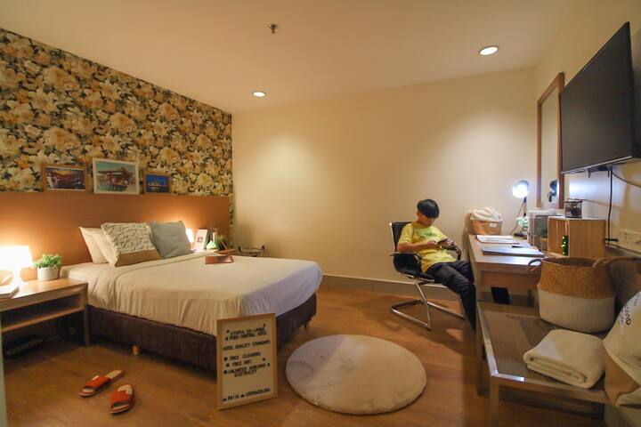 Super luxury 3 star in Pudu