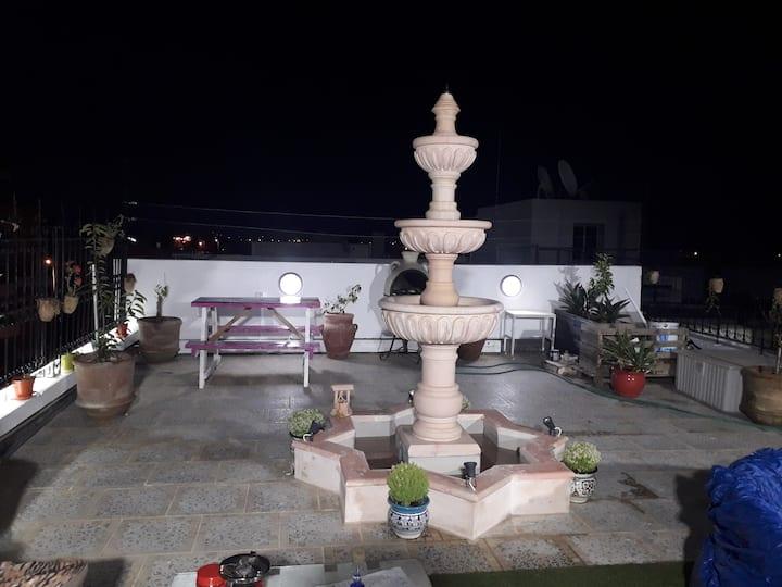 Appartement neuf meublé à Mrezga Hammamet , Nabeul