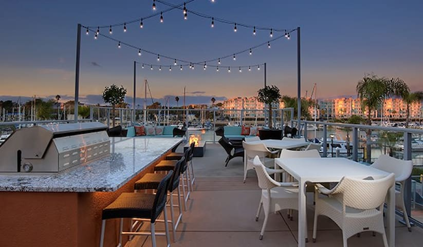 Luxury apartment in the Marina!!! - Marina del Rey - Appartement