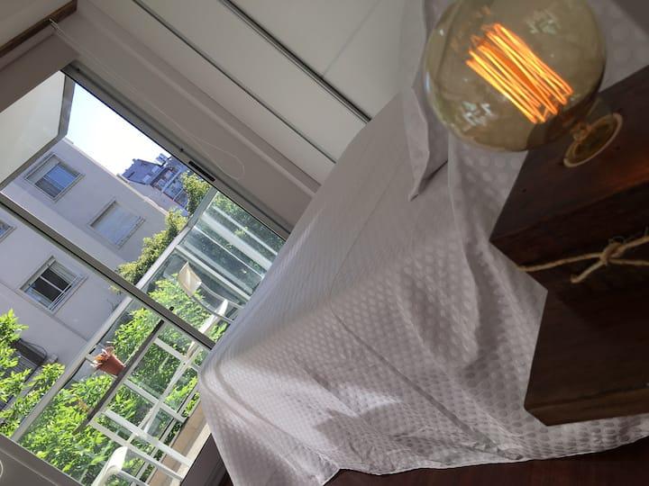 Vinilo Apartment Recoleta