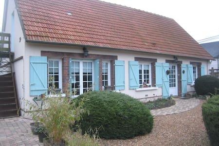 """La Maison """"Les IRIS"""" à 10 mn de Chartres - Mignières"""