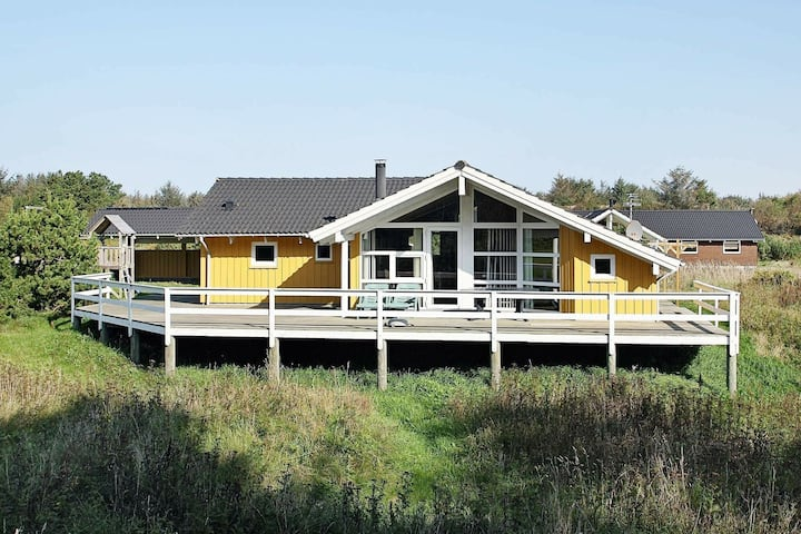 Modern Holiday Home in Løkken With Relaxing Whirlpool