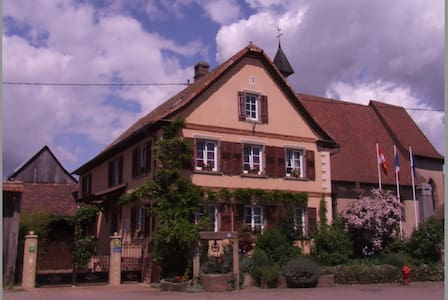 Maison d'hôtes Les Séraphins - Valff