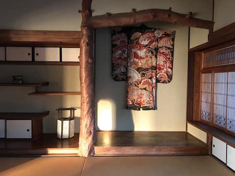 ルイの家  (Traditional House near the Sea)