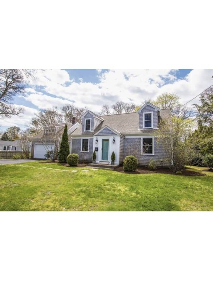 Downtown Osterville Updated 4 Bedroom