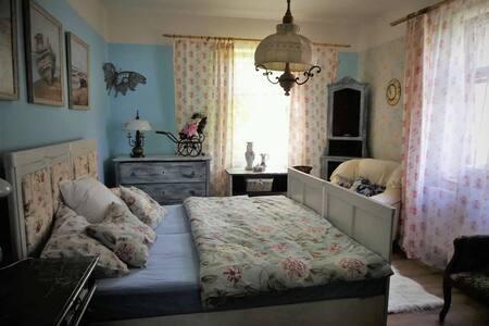 Venkovské apartmá Tiché pastviny- apartmán 6+1