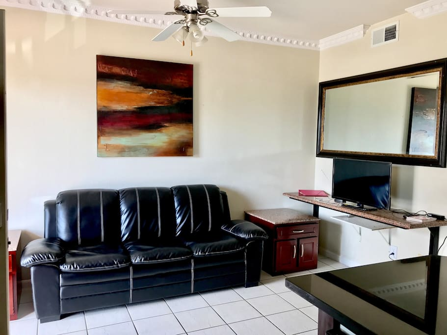 We may offer different designs-each room has its unique paintings