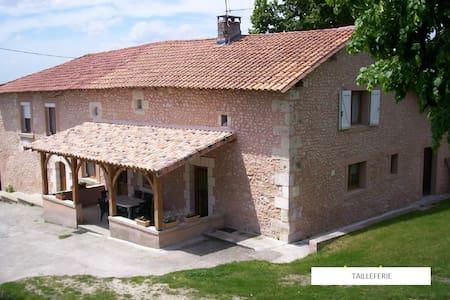 Maison de vacances à la campagne - Tocane-Saint-Apre