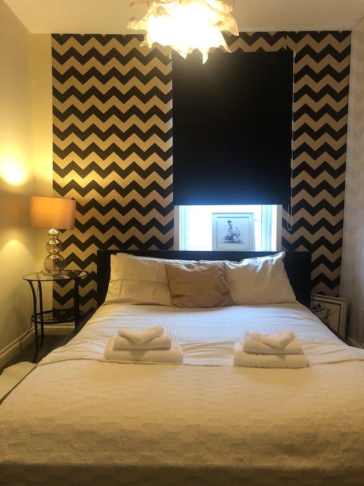 Elegant French style room
