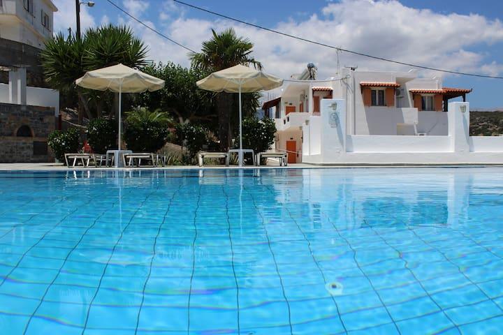 Villa angela 2-3 person's apartment