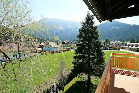 2-room apartment 52 m² Bergsee - Lunz am See