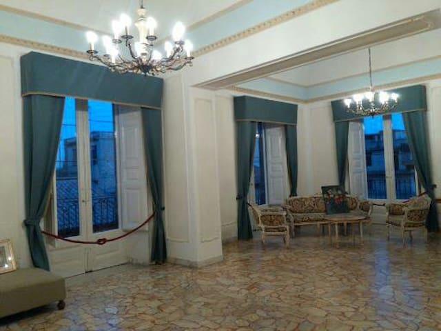 Palazzo Malerba Niscemi - Niscemi - Дом