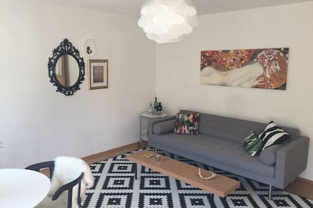 Charming, Sunny 1BR Apartment - Pforzheim - Apartment