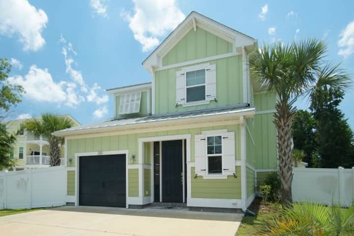 SAY HI to this fabulous 3 Bedroom Home - Walk to the Beach