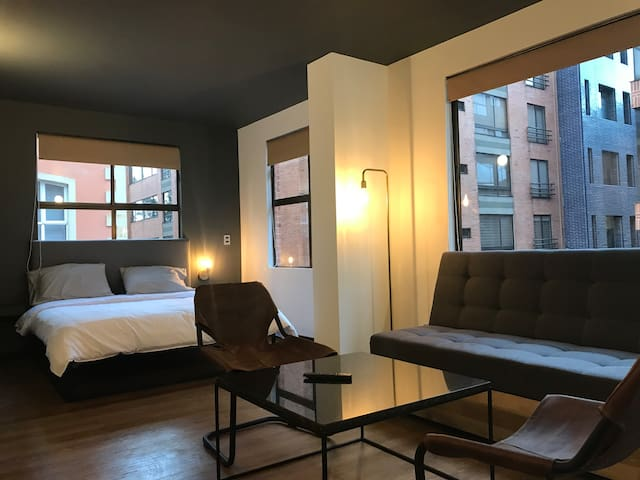 Nice flat in the 93th park (509)