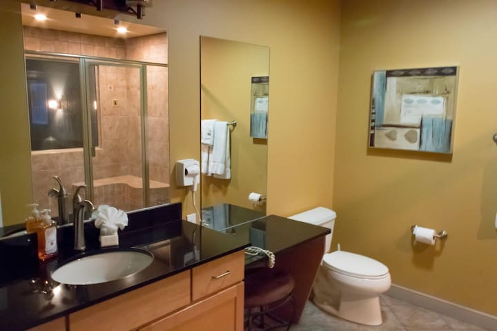 Wisconsin Dells Getaways Bathroom #408