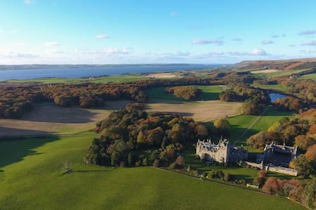 Lochinch Castle, Chauffeur's Apartment - Stranraer - Apartment