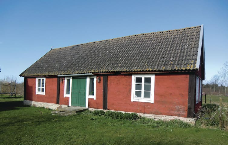 Holiday cottage with 1 room on 80 m² in Färjestaden