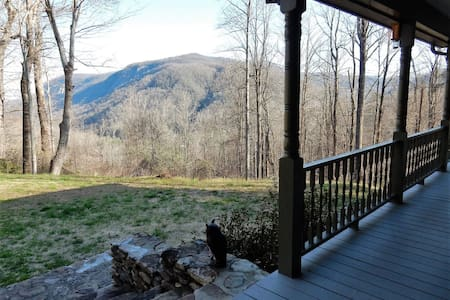BOOK NOW! Mountain Blessings - Carolina Properties