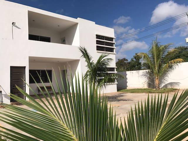 APARTAMENTO Cómodo Y PRIVADO BUENA UBICACIÓN 2H 1B - Mérida - Departamento