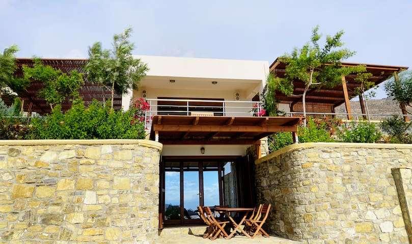 ''KRINAKIA VILLAS'' APPARTEMENT - Xerokampos - Διαμέρισμα