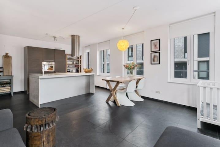 Sfeervol appartement in hartje stad - 's-Hertogenbosch