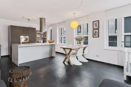 Sfeervol appartement in hartje stad - 's-Hertogenbosch - Appartement