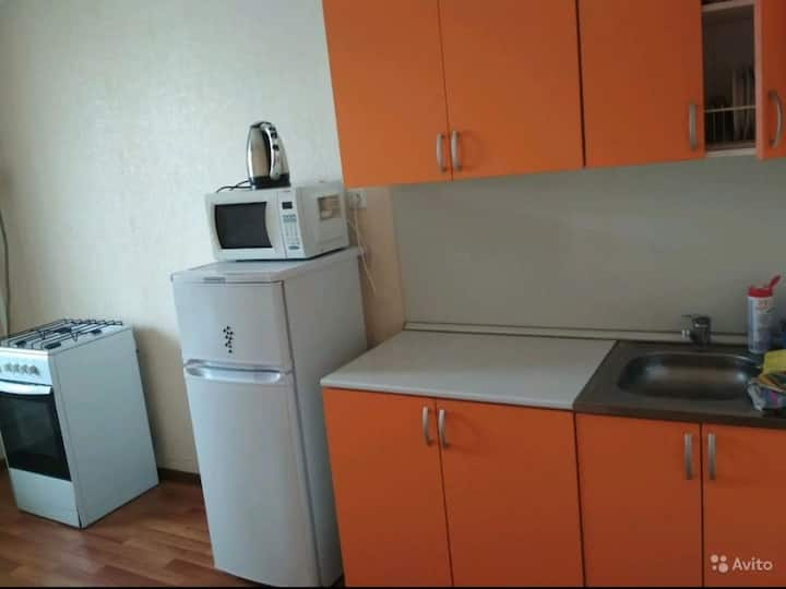 Двух комнатная квартира Посуточно