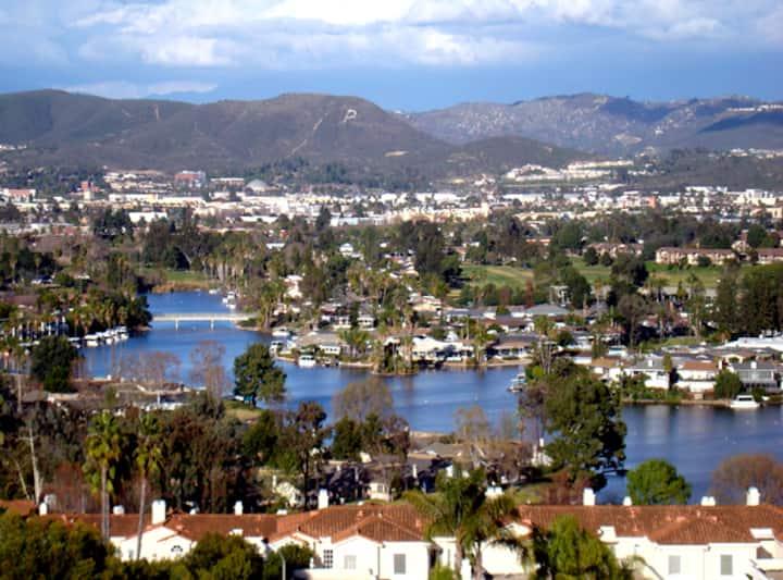 Lake San Marcos Getaway