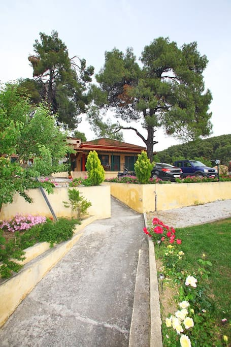 Skopelos Diamantis house
