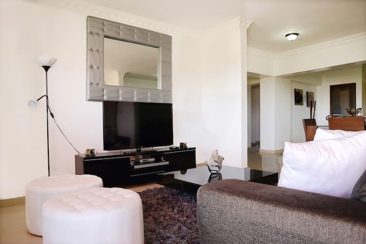 Modern apartment in Gazcue - Santo Domingo - Leilighet