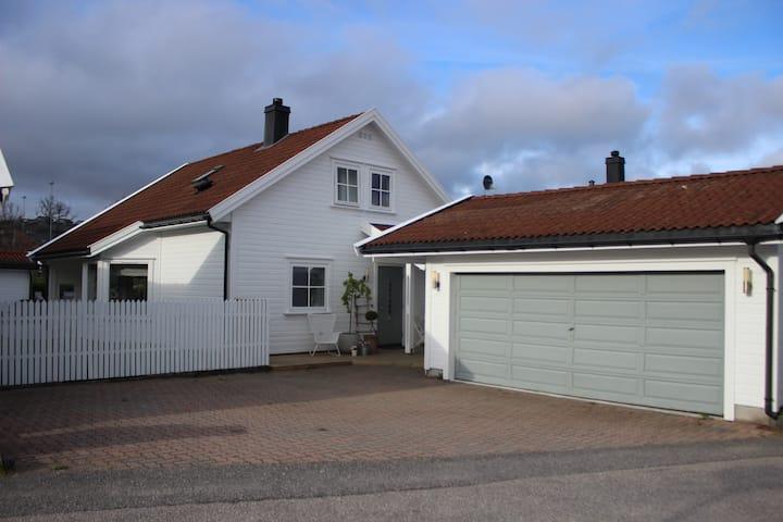 Kristiansand - Tømmerstø