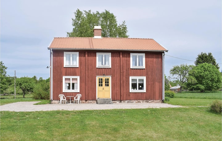 Beautiful home in Urshult with 2 Bedrooms