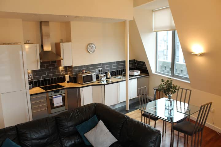 Newcastle city centre apartment