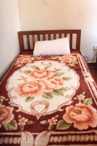 karatina double bed apartment