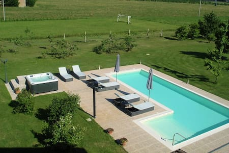 Detached villa with swimming pool. - Modena - Vila