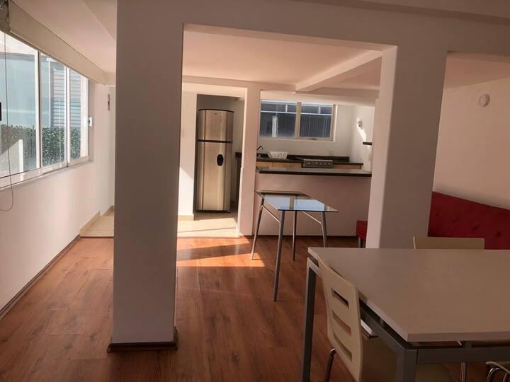 Agradable departamento en ROMA SUR Ideal para CDMX