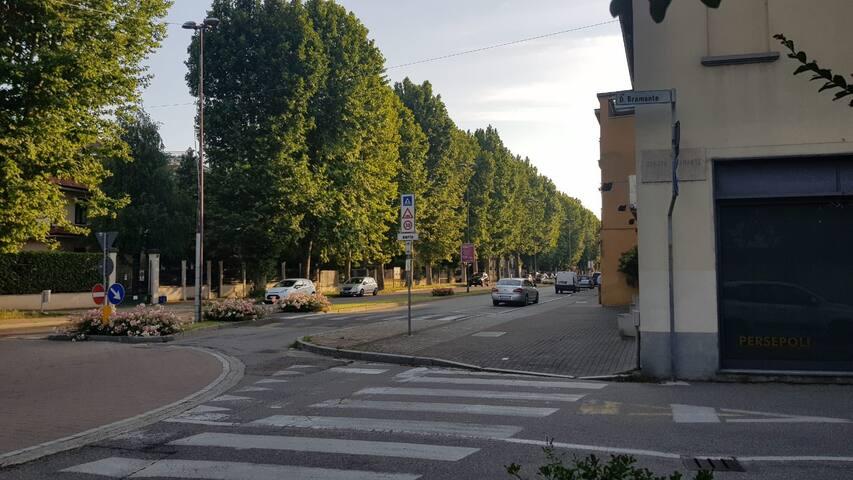 Tre-Stelle monolocale due passi da Milano