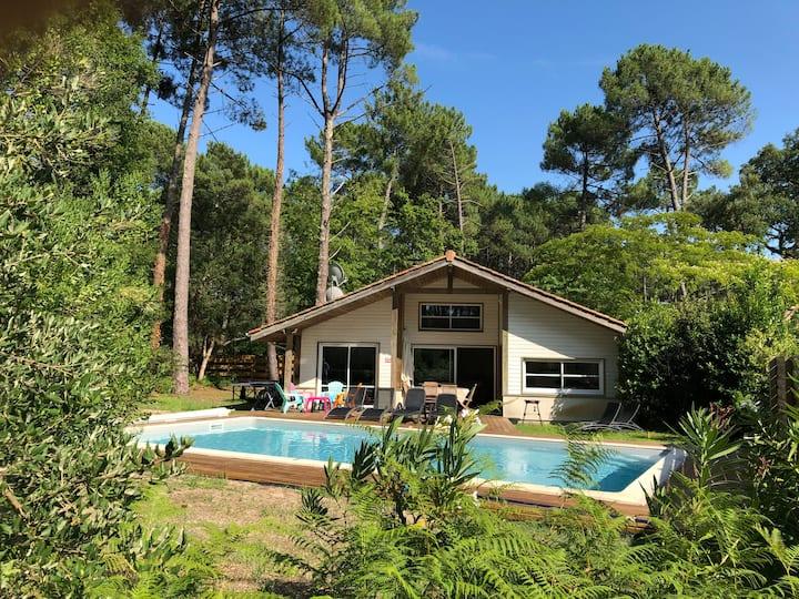 Villa  'La Clairière Aux Chevreuils'