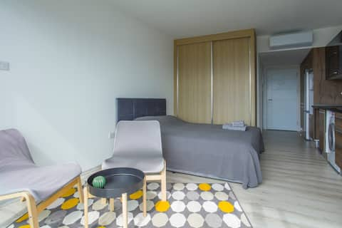 New apartments home comfort (Wi-fi Free)