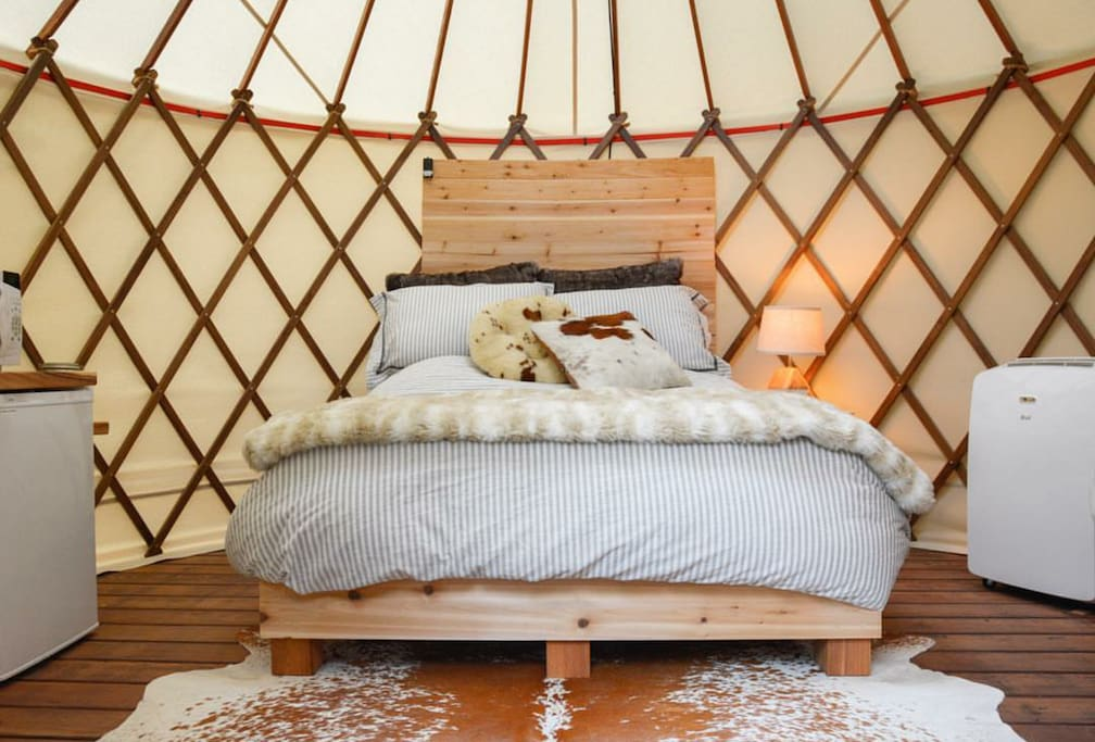 Yurt Austin - Yurts for Rent in Austin, Texas, United States