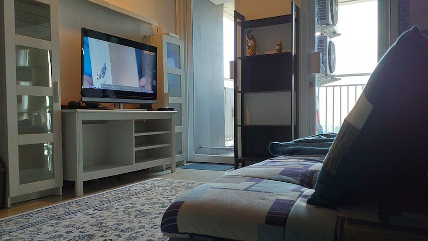 HResidence Apt Cawang 3BR & 2Baths Furnished